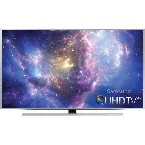 """Samsung JS8500 Series 48""""-Class 4K SUHD Smart 3D LED TV"""