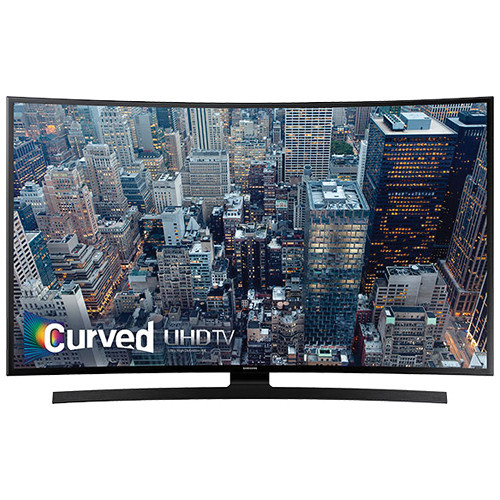 "Samsung JU6700 Series 48""-Class 4K Smart Curved LED TV"