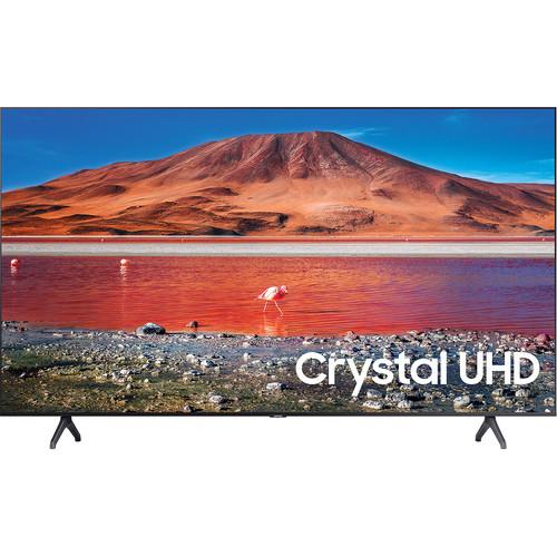 "Samsung TU7000 50"" Class HDR 4K UHD Smart LED TV"