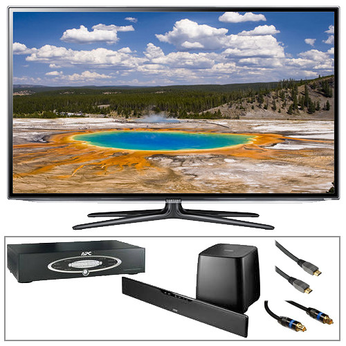 "Samsung UN55ES6100FXZA 55"" Slim Smart LED HDTV Advanced Kit"