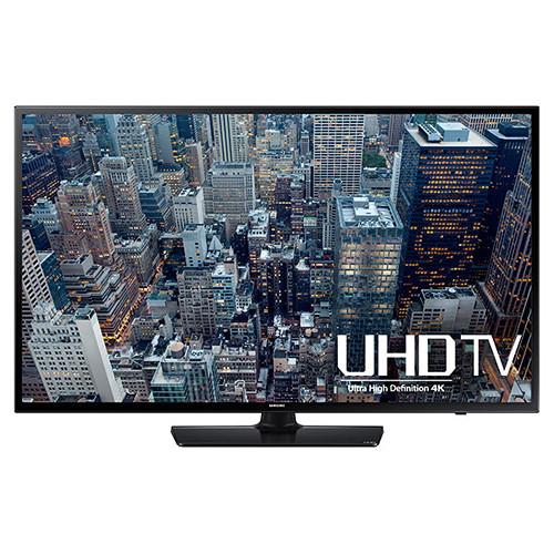 "Samsung JU6400 Series 55""-Class 4K Smart LED TV"