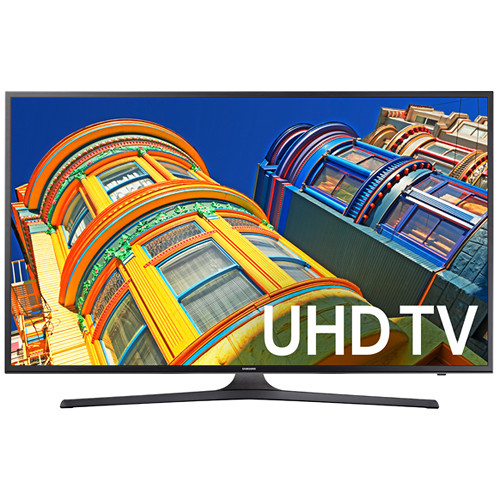 "Samsung KU6290-Series 55""-Class UHD Smart LED TV"