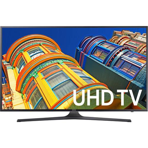 "Samsung KU6300-Series 55""-Class UHD Smart LED TV"