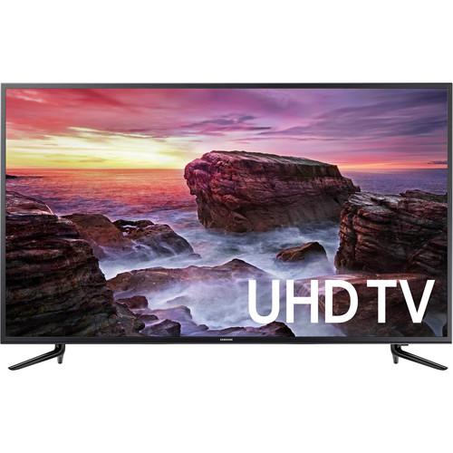 "Samsung MU6100 58"" Class HDR UHD Smart LED TV"