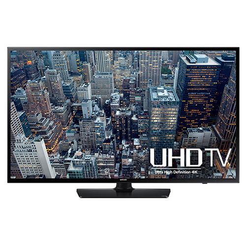"Samsung JU6400 Series 60""-Class 4K Smart LED TV"