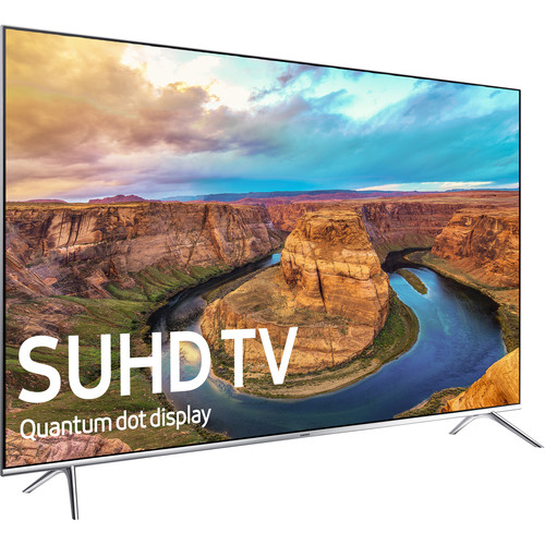 "Samsung KS8000-Series 65""-Class SUHD Smart LED TV"