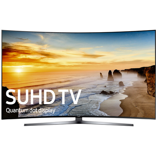 "Samsung KS9800-Series 65""-Class SUHD Smart Curved LED TV"