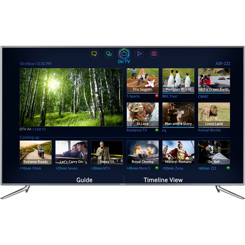 "Samsung 75"" F7100 Series Full HD Smart 3D LED TV"