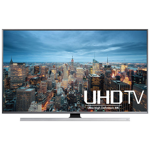 "Samsung JU7100 Series 75""-Class 4K Smart LED TV"