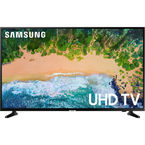 "Samsung NU6900 Series 75"" Class HDR UHD Smart LED TV"