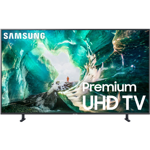 "Samsung RU8000 75"" Class HDR 4K UHD Smart LED TV"