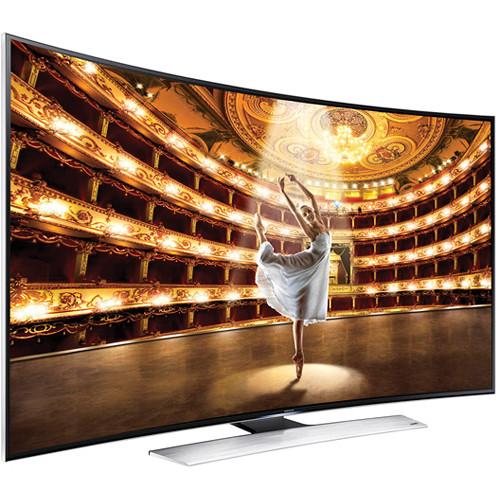 "Samsung HU9000 Series 78"" Class UHD Smart 3D LED TV"