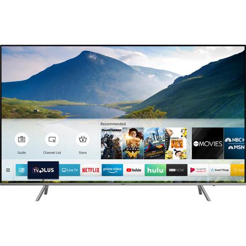 "Samsung NU8000 Series 82"" Class HDR UHD Smart LED TV"