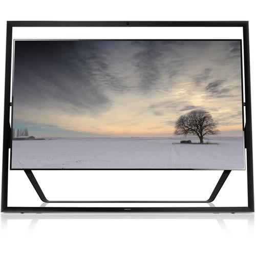 """Samsung S9 Series UN85S9AFXZA 85"""" Class 4K UHD 3D Smart TV"""