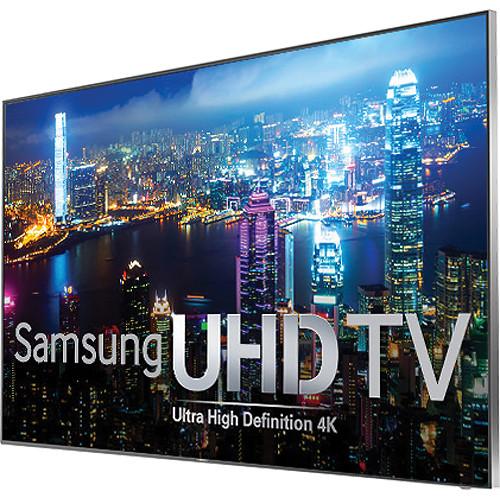 samsung un85s9vf 85 frameless uhd 4k 3d smart un85s9vfxza. Black Bedroom Furniture Sets. Home Design Ideas