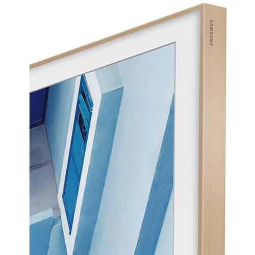 "Samsung Customizable Frame for the 43"" Frame TV (Beige)"