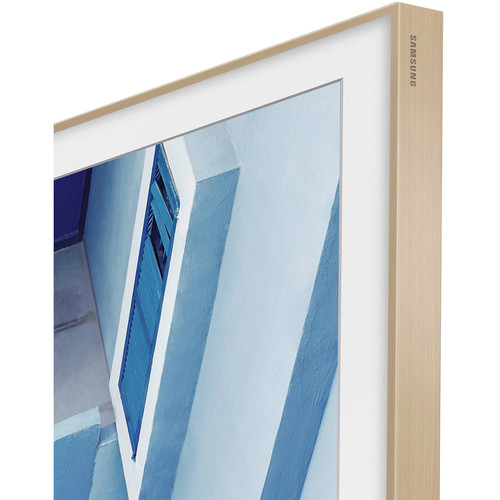 "Samsung Customizable Frame for the 55"" Frame TV (Beige)"