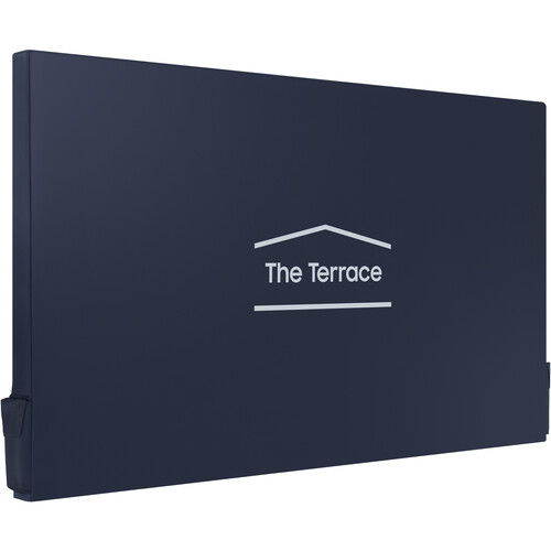 """Samsung Dust Cover for the 65"""" The Terrace TV (Dark Gray)"""