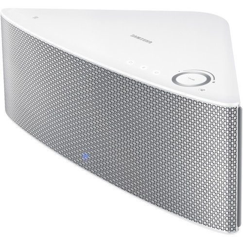 Samsung WAM-751/ZA SHAPE M7 Wireless Audio Speaker (White)