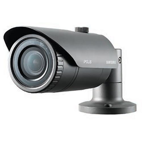 Samsung WiseNet Lite 2MP Indoor/Outdoor Network Bullet Camera with 2.8 - 12mm Lens (Dark Gray)