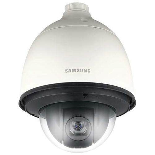 Samsung WiseNet III Series SNP-5321H 1.3MP 720p Outdoor Vandalproof Network PTZ Dome Camera