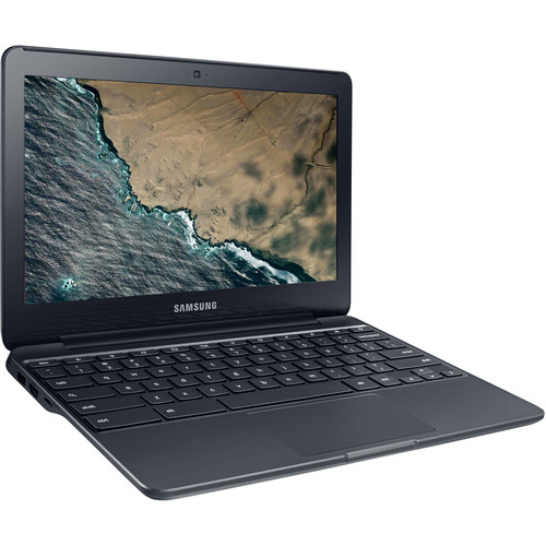 "Samsung 11.6"" 16 GB Chromebook 3 (Black)"