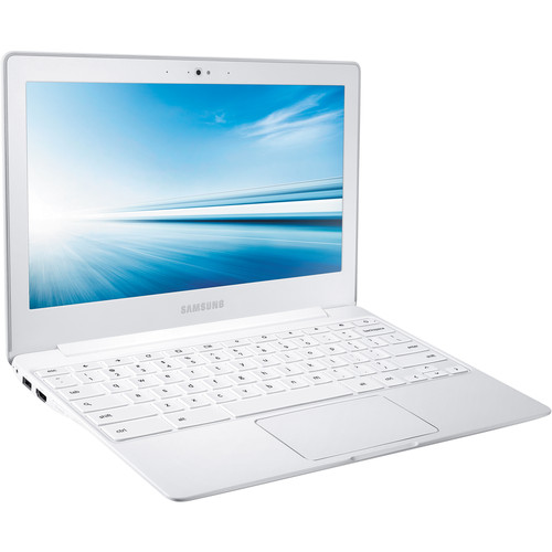 """Samsung XE503C12-K02US 11.6"""" Chromebook 2 Computer (Classic White, Wi-Fi Only)"""
