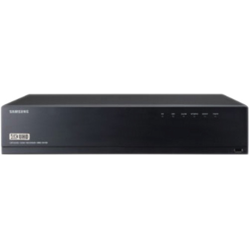 Hanwha Techwin WISENET X XRN-1610 16-Channel 12MP NVR with 16TB HDD