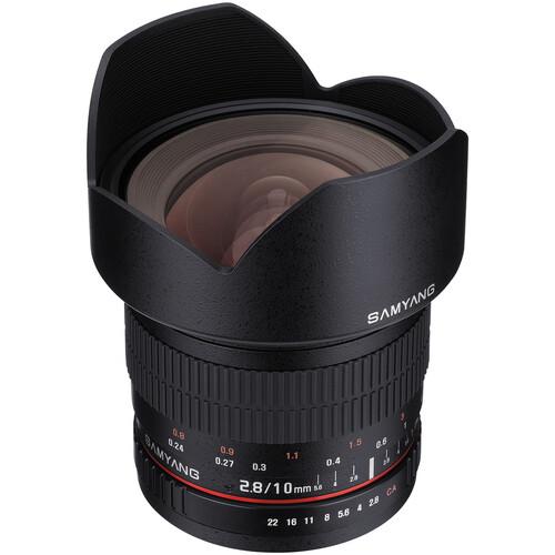 Samyang 10mm f/2.8 ED AS NCS CS Lens for Samsung NX