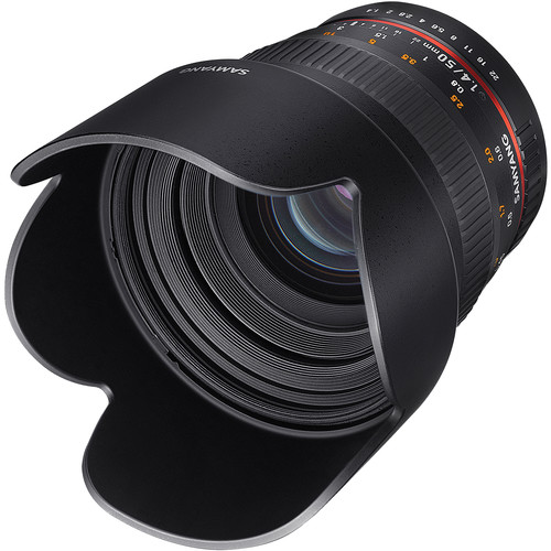 Samyang 50mm f/1.4 AS UMC Lens for Pentax K