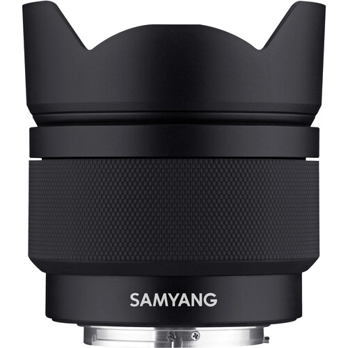 Samyang 12mm f/2.0 AF Compact Ultra-Wide Angle Lens for Sony E-Mount