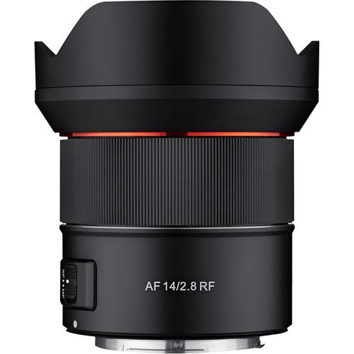 Samyang AF 14mm f/2.8 RF Lens for Canon RF