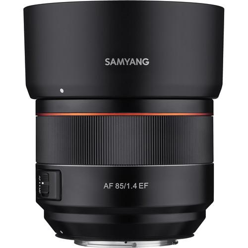 Samyang AF 85mm f/1.4 EF Lens for Canon EF