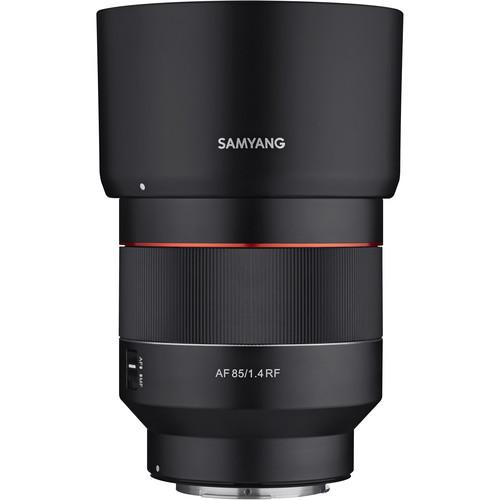 Samyang AF 85mm f/1.4 Lens for Canon RF