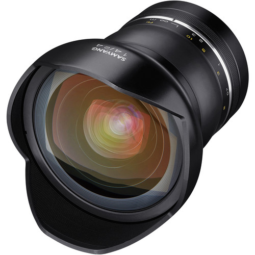 Samyang XP 14mm f/2.4 Lens for Canon EF