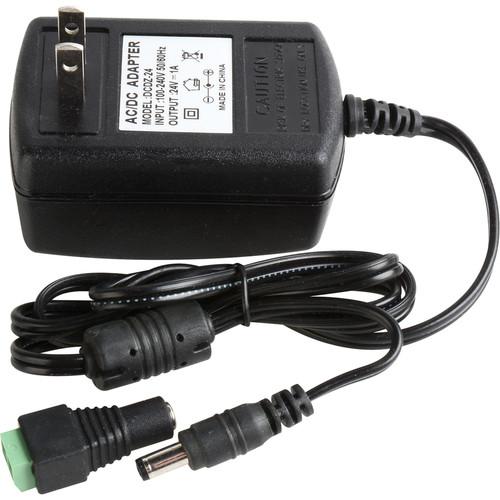 Sandies 24 VDC 200mAh AC/DC Power Supply