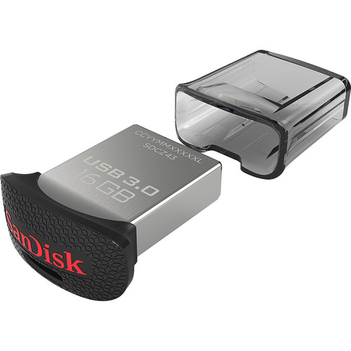 SanDisk 16GB CZ43 Ultra Fit USB 3.0