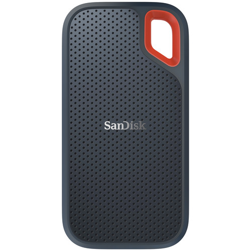SanDisk 1TB Extreme Portable USB 3.1 Type-C External SSD