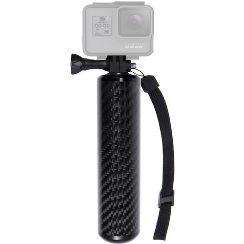 SANDMARC Floating Carbon Handgrip for GoPro