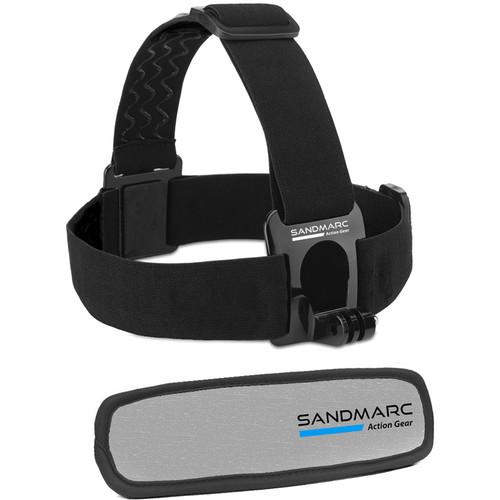 SANDMARC Floating Head Strap for GoPro