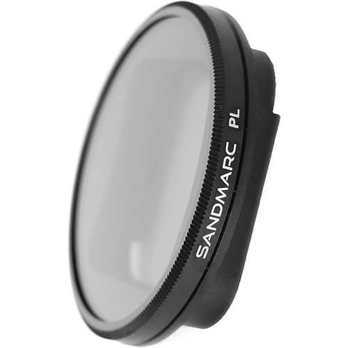 SANDMARC Aerial Polarizer Filter for GoPro HERO6/5 Black