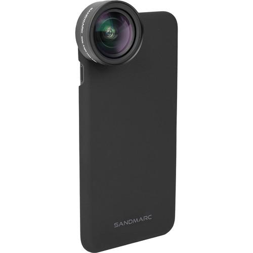 SANDMARC Wide Lens for iPhone 8 Plus