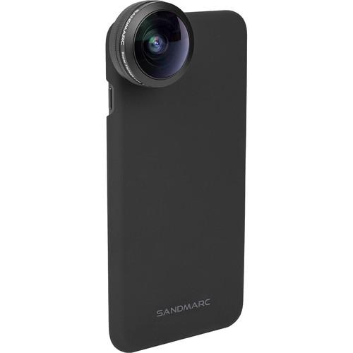 SANDMARC Fisheye Lens for iPhone 8 / 7