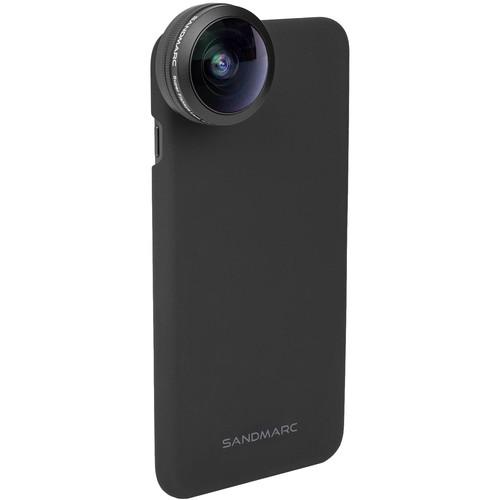 SANDMARC Fisheye Lens for iPhone X