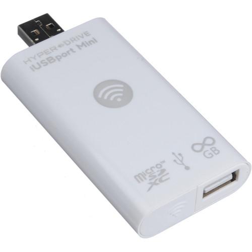 Sanho iUSBport Mini Wireless Flash Drive (White)