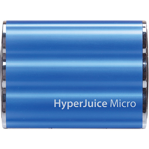 Sanho HyperJuice 3600mAh Micro External Battery (Blue)