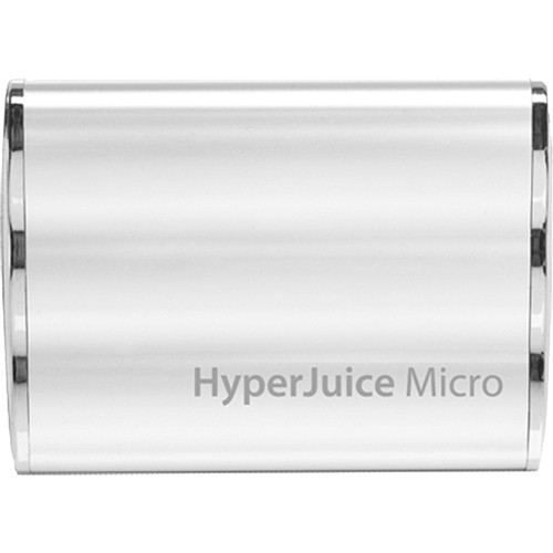 Sanho HyperJuice 3600mAh Micro External Battery (Silver)