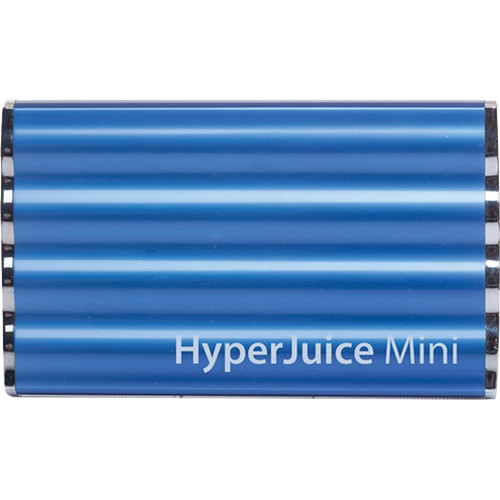 Sanho HyperJuice 7200mAh Mini External Battery (Blue)