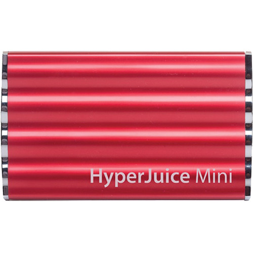 Sanho HyperJuice 7200mAh Mini External Battery (Red)