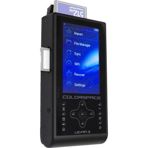 HYPER HyperDrive ColorSpace UDMA 3 Wireless Storage Device (500GB)